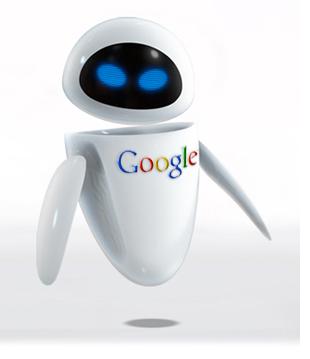 Imagem Robots do Google